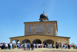Arkadiusz   Church under the invocation of Saint Young Martyr Gabriel in Zwierki
