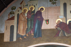 AlexandraP   The apparition of Our Most Holy Lady the Theotokos to saint Sergius of Radonezh