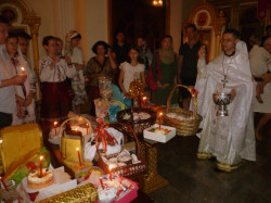 oHellKungo  Blessing of Easter Baskets  2015-04-12 00:19:25