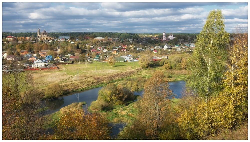 картинки города боровска калужская область фото чистый