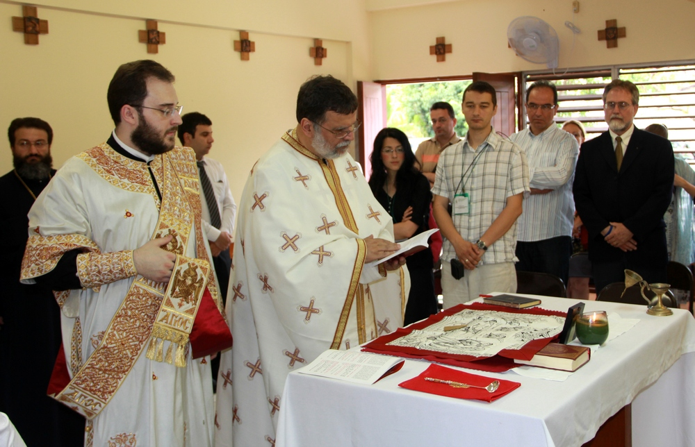 Orthodox Divine Liturgy on Jamaica