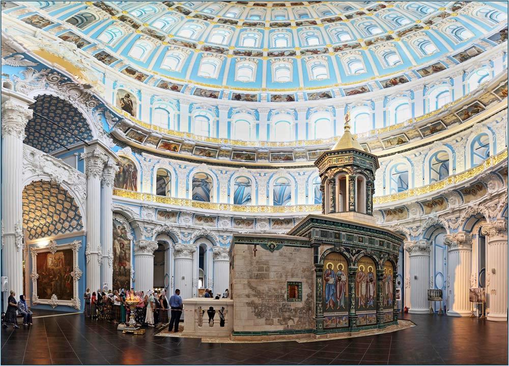 монастырь новый иерусалим фото внутри изготовленная печать