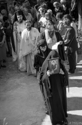 ikonographics  Procession of the icon of St Paisios  2016-07-22 09:10:07