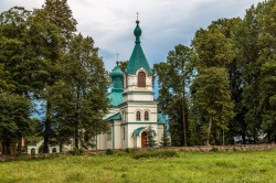MichalD  Orthodox Church of the Ascension of the Lord, Nowoberezowo  39  2016-08-20 20:30:16