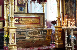 jarek   The reliquary of St. Innocenty of Irkuck