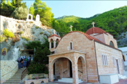 ursiy  Holy Monastery of Patapios - Loutraki, Greece   2016-11-01 13:06:11