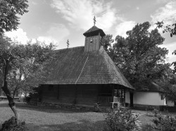 Mitrut Popoiu  Wooden church from Timișeni, Gorj (Oltenia/Western Wallachia), 1773  2017-03-13 20:11:17