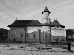 "Mitrut Popoiu  ""Ascension of the Lord"" church, Neamț Monastery  2017-03-22 18:52:56"