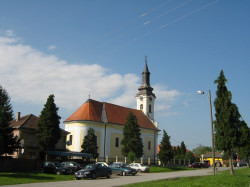 Подунавац  MARKUŠICA - Serbian Orthodox Church of the Descent of the Holy Spirit  2017-05-23 22:32:48