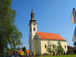 Подунавац  MARKUŠICA - Serbian Orthodox Church of the Descent of the Holy Spirit  2017-05-23 22:35:35