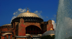 Hagia Sophia - The Church of the Wisdom of God