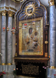 jarek11  Minsk Icon of the Mother of God in Holy Spirit Cathedral in Minsk, 2004  15  2017-07-18 20:47:00