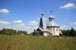jarek  The Orthodox church in Boratyniec Ruski  2017-07-22 19:33:43