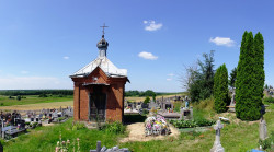 jarek  The Orthodox cementary chapel in Drohiczyn  2017-07-25 20:05:38