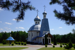 jarek  The Orthodox church in Boratyniec Ruski  2017-07-27 20:17:24