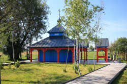 jarek  The Orthodox chapel in Knorydy  2017-08-01 08:34:57