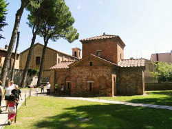 Mitrut Popoiu  The mausoleum of Emperess Galla Placidia, Ravenna  2017-08-01 17:39:50