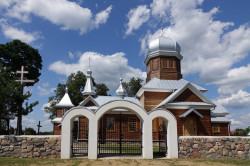 jarek  The Orthodox church in Zubacze  2017-08-03 10:07:30