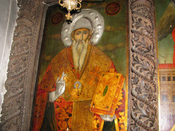 alexar  Icon of saint Spyridon  2017-08-11 13:01:33