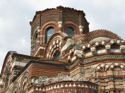 alexar  Church of Christ Pantocrator, Nesebar (dome)  2017-08-15 21:14:31