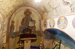 jarek  The cave chapel in Martvili monastery  2017-08-15 21:59:48