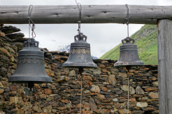 jarek11   Bells of the Lamaria monastery in Ushguli