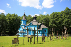 jarek11   The Orthodox church in Tokary-Koterka