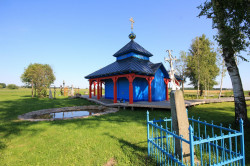 jarek11   The Orthodox chapel in Knorydy