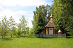 jarek1  The Orthodox chapel in Nowoberezowo  2017-08-24 11:07:23