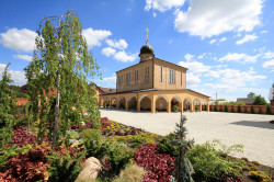 jarek1  St. Gabriel Orthodox church in Zwierki convent  2017-08-24 11:08:33
