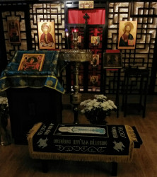 orthodoxyhk  Morning of Dormition Feast  2017-08-28 10:44:40