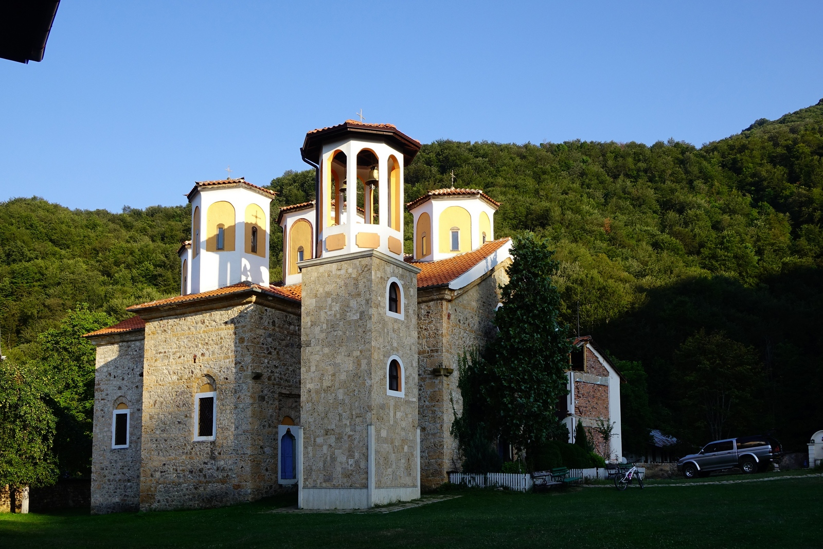 The Holy Trinity Etropolski Monastery