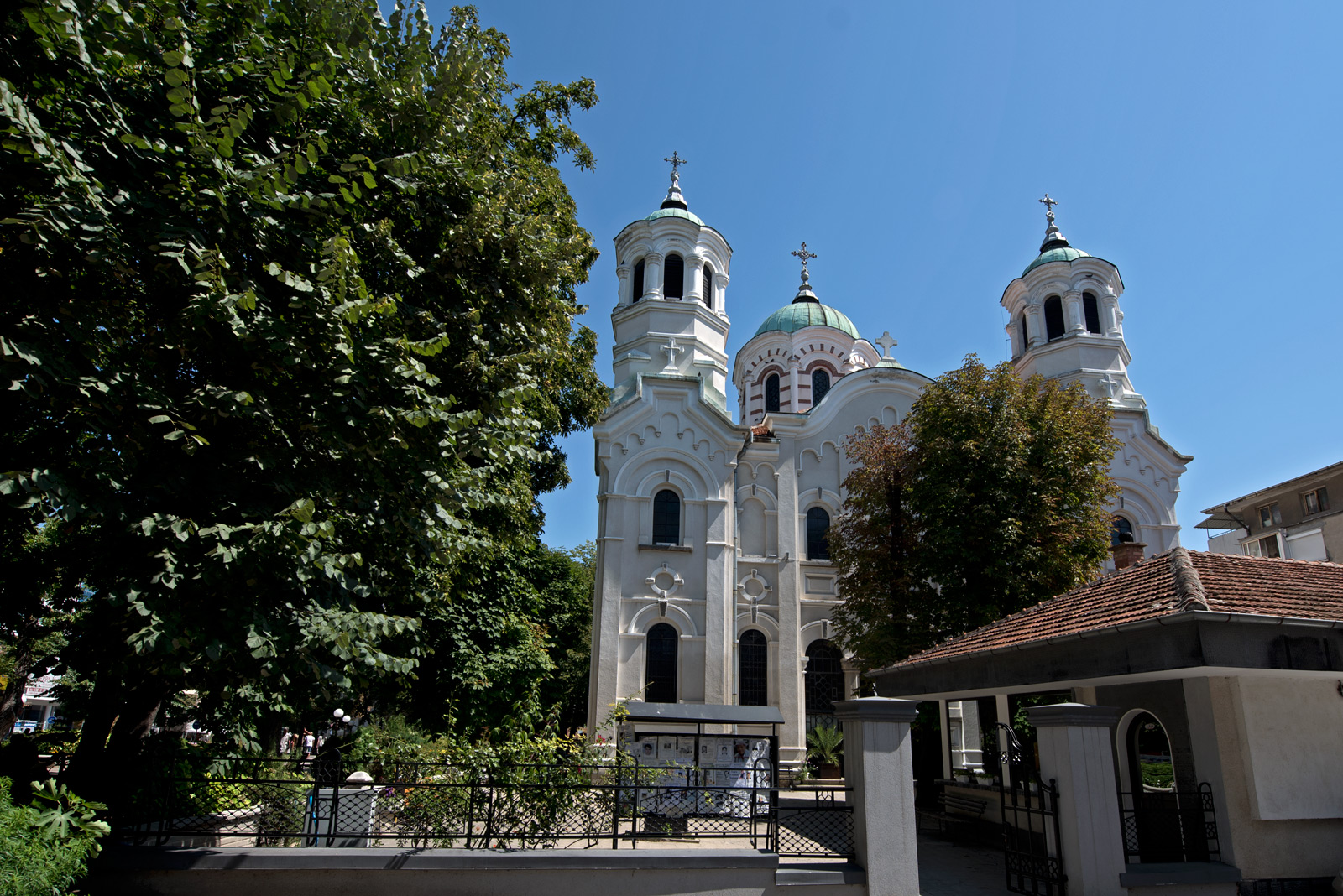 St Nicolas church in Stara Zagora