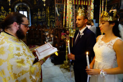 jarek1  The marriage in Trojanski Monaster  2017-09-05 07:50:24