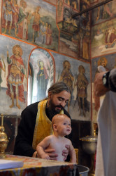 alik  Baptism at the Bachkovsky monastery  2017-09-19 00:18:58