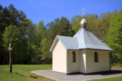jarek  The Orthodox cementary chapel in Dubno  2017-10-11 21:03:17