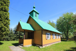 jarek  The Orthodox chapel in Kaniuki  2017-10-14 16:49:19