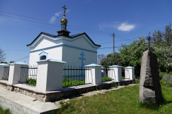 jarek  The Orthodox chapel in Klejniki  2017-10-14 16:50:00