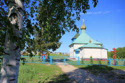 jarek  The Orthodox cementary chapel in Malinniki  2017-10-14 16:50:48