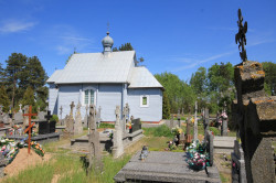 jarek  The Orthodox cementary chapel in Morze  2017-10-14 16:51:24