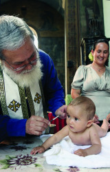 Stefka  The baptism in St. Ilia church in Sofia  2017-10-15 22:03:14