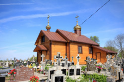 jarek  The Orthodox cementary church in Knorydy  2017-10-16 20:06:26