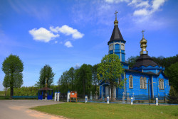 jarek  The Orthodox church in Podbiele  2017-10-16 20:07:42