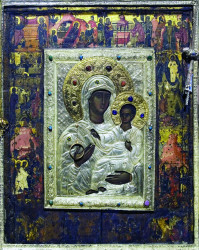Stefka   The Icon of the Mother of God from Nesebyr