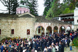 Stefka  The funeral of Bulgarian Patriarch Maxim,   2017-10-19 08:47:22