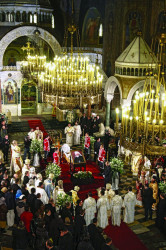 Stefka  The funeral of Bulgarian Patriarch Maxim  2017-10-19 08:48:02