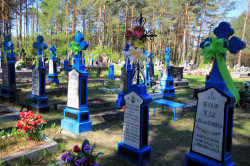 jarek  Crosses on the cementary in Dubicze Cerkiewne  2017-10-19 16:58:17