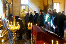 jarek  The Divine Liturgy in Saki Monastery  2017-10-19 17:04:53