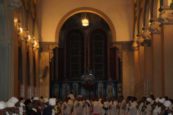 bretta  Easter Service at the Holy Trinity Cathedral, Addis Ababa  2017-11-07 20:39:51