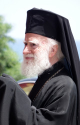 Archbishop Eirinaios of Crete